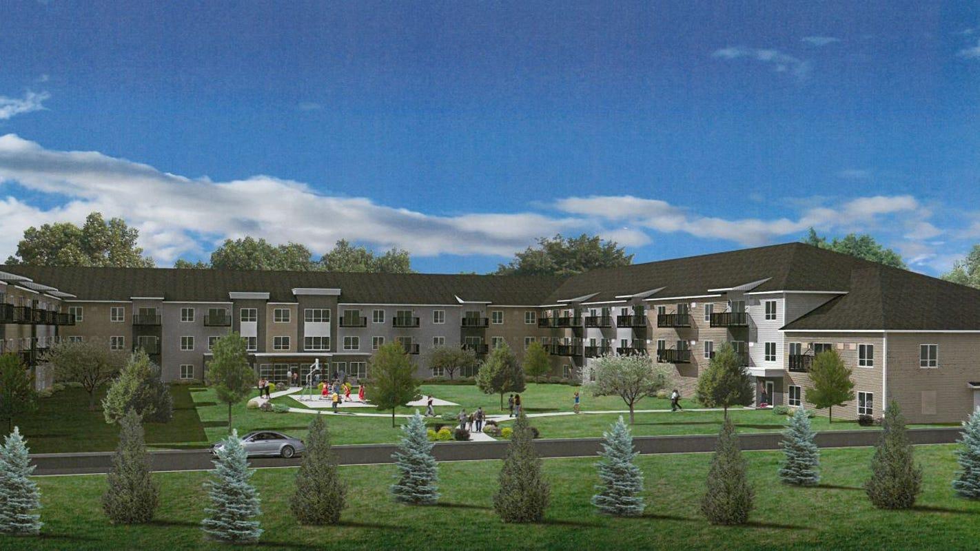 St. Cloud developer plans 105-unit apartment building by ...