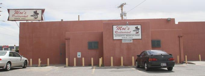 04/016/2013 Moe's Restaurant