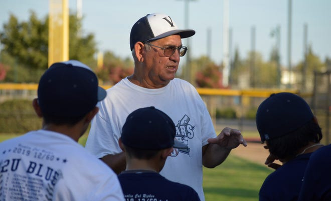 Frank Durazo is one of the key figures in helping bring the Cal Ripken World Series to Visalia. Durazo is the manager of the Visalia Youth Baseball Blue All-Stars.