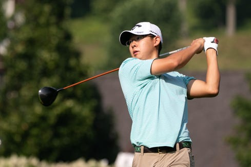 Nathan Han was one of two players under par and continued a noteworthy summer with a runner-up finish at the Carter Cup.