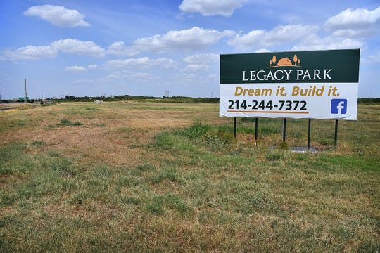 A 180-acre plot of land adjacent to Henry S. Grace Freeway is being pitched as a possible location for a future Wichita Falls ISD high school.