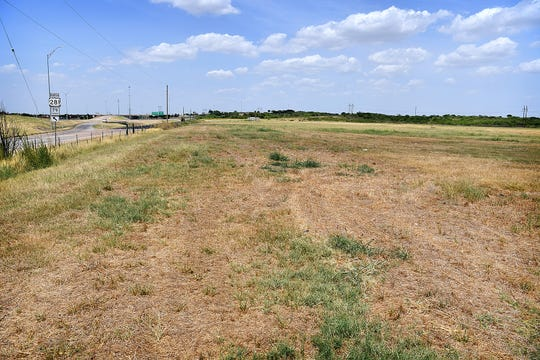 Landowners of this 180-acre plot adjacent to Henry S. Grace Freeway are pitching it as a favorable location if the Wichita Falls ISD plans to build a new high school.