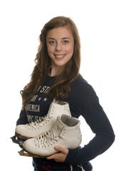 Ashley Wagner shown shown in 2009. She competed in the 2014 Olympics in Sochi.