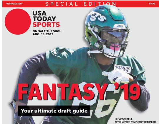 Fantasy football rankings: Top 200 overall players for 2019