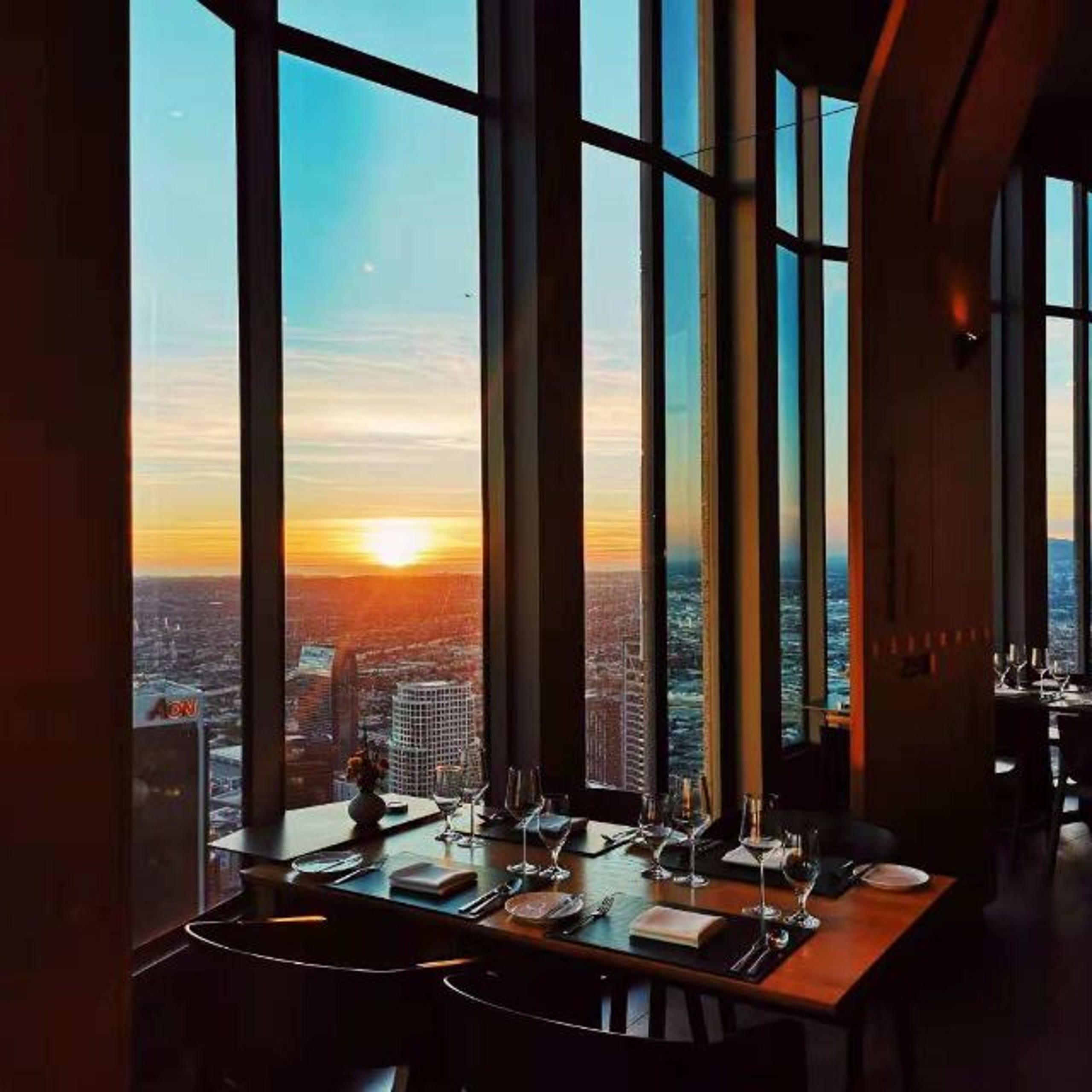 The 100 Most Scenic Restaurants In The Us According To