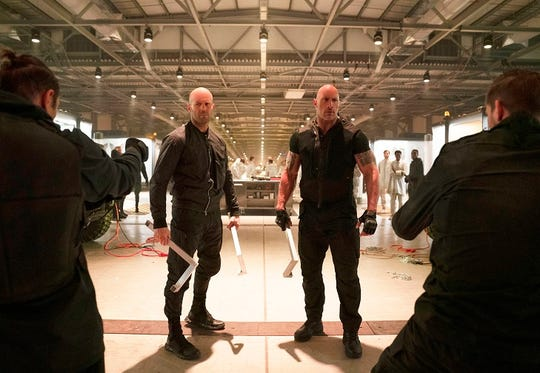 "Deckard Shaw (Jason Statham) and Luke Hobbs (Dwayne Johnson) were joined by surprising major names in ""Hobbs & Shaw."" And they're looking to stay around."