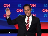 Julián Castro shows he's willing to take on his top Democratic rivals for president