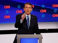Democratic presidential candidate Bennet makes swing through Northern Nevada on Sunday