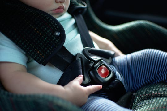 More than 900 children have died in hot cars in the U.S. since 1990.