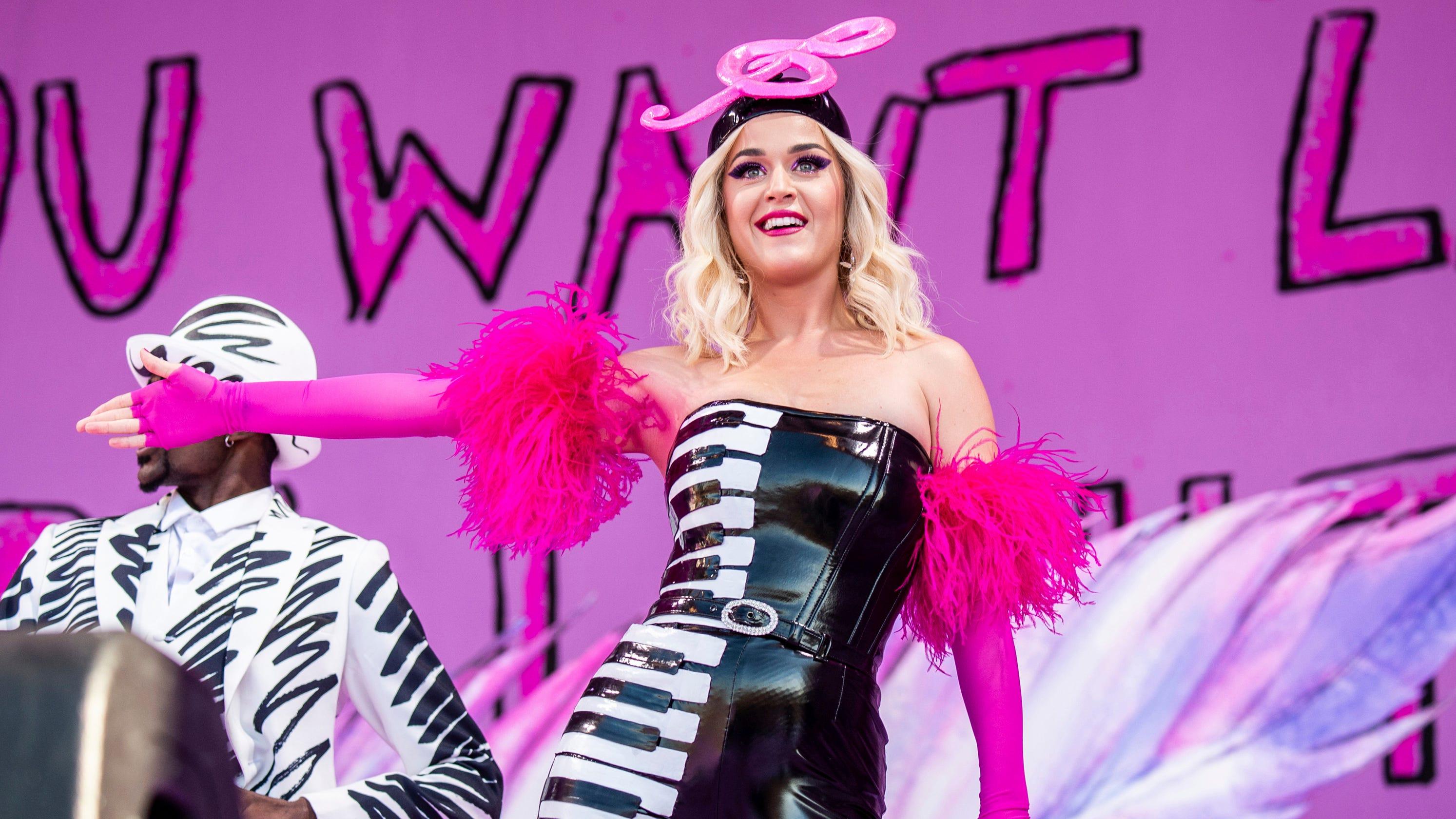 Dark Horse' verdict: Katy Perry, record label owe rapper