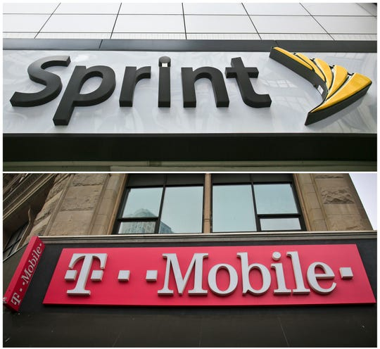 Texas is joining more than a dozen states suing to stop T-Mobile's $26.5 billion takeover of rival cellphone company Sprint, arguing that the deal is bad for consumers because it would reduce competition.