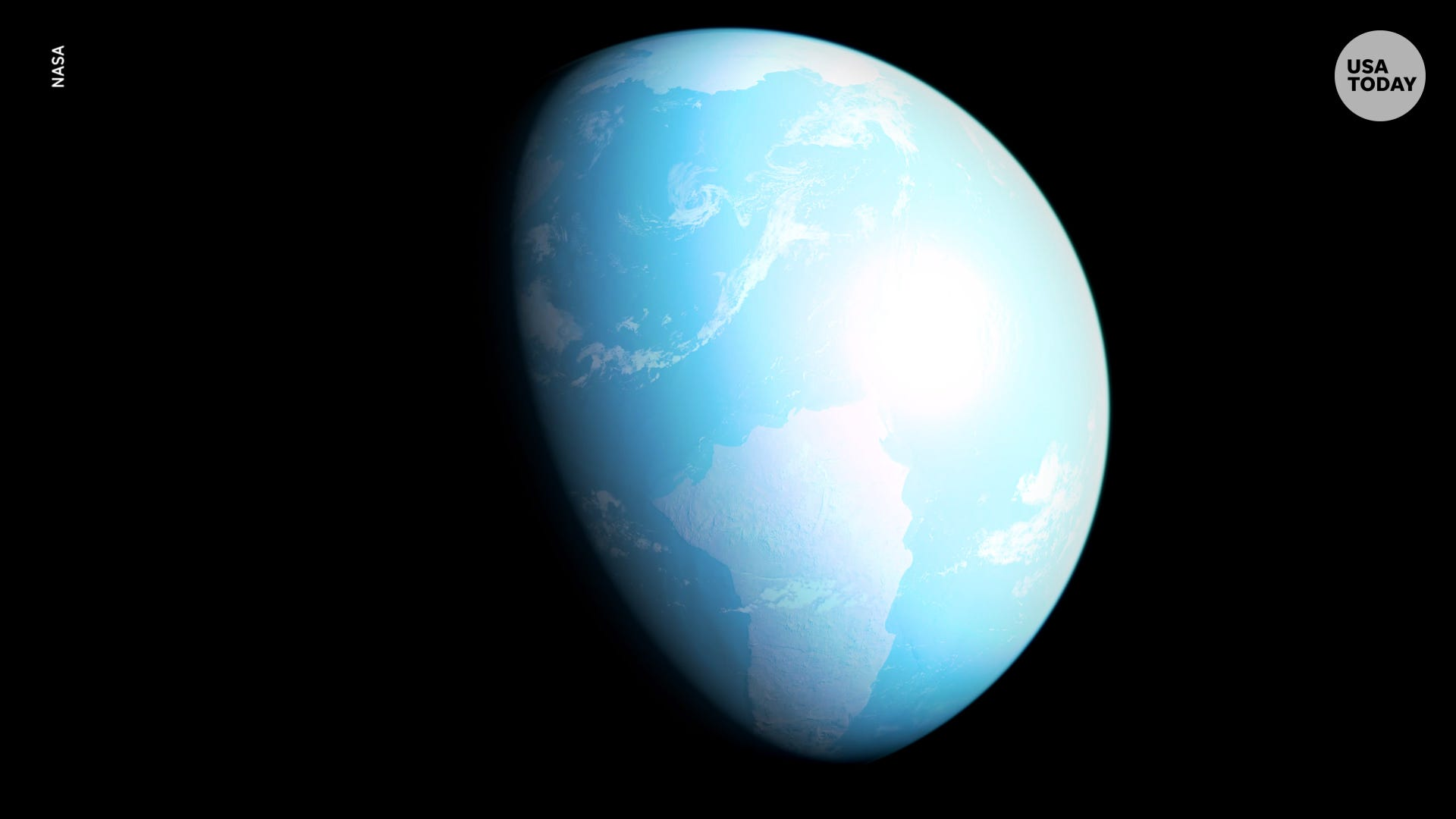 Super-earth planet discovered is only 31 light-years away