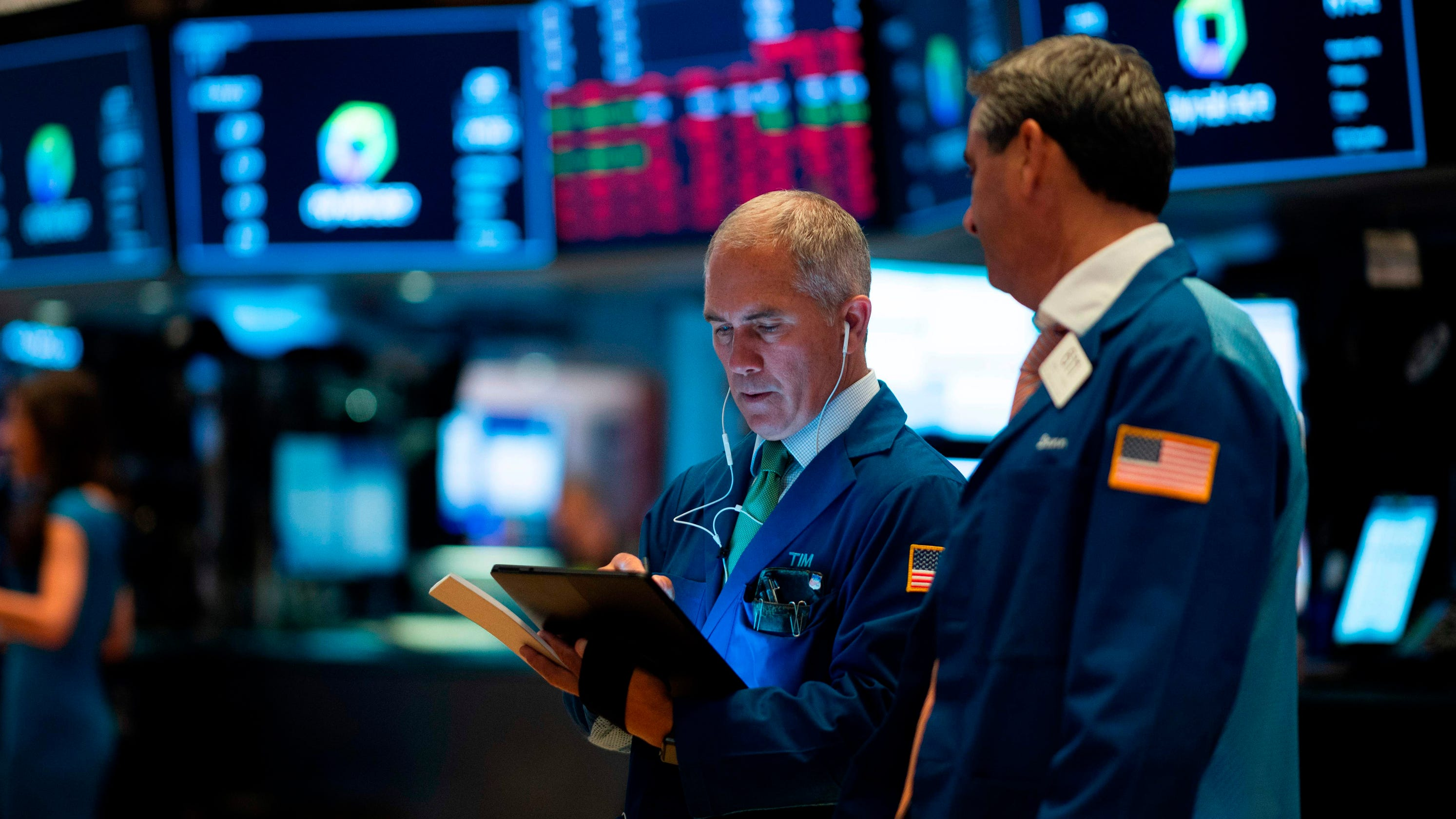 Stocks sink after Trump raises tariffs on China: Dow sours after positive morning thumbnail