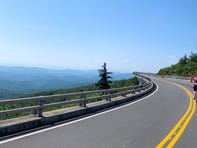 Cyclists take a long trip from Boone to Black Mountain