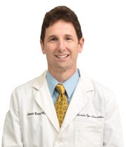 Dr. Jason Ross is an ophthalmologist for Florida Eye Associates in Melbourne.