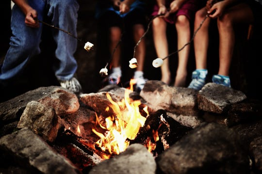 Great Parks of Hamilton County has issued a fire alert to advice people to watch grills and campfires very closely until drought conditions stop.