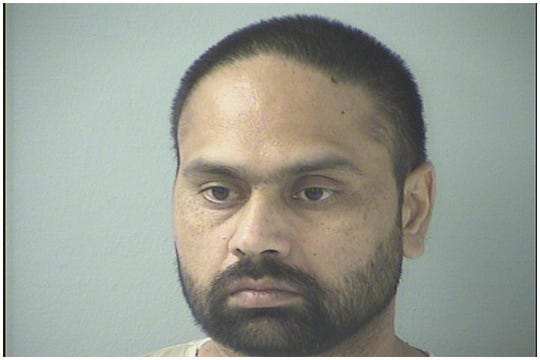 Gurpreet Singh was booked into Butler Count Jail at 12:50 a.m. Aug. 2. He was extradited to Ohio from Connecticut.