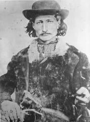 Today in History, August 2, 1876: 'Wild Bill' Hickok shot dead during poker game