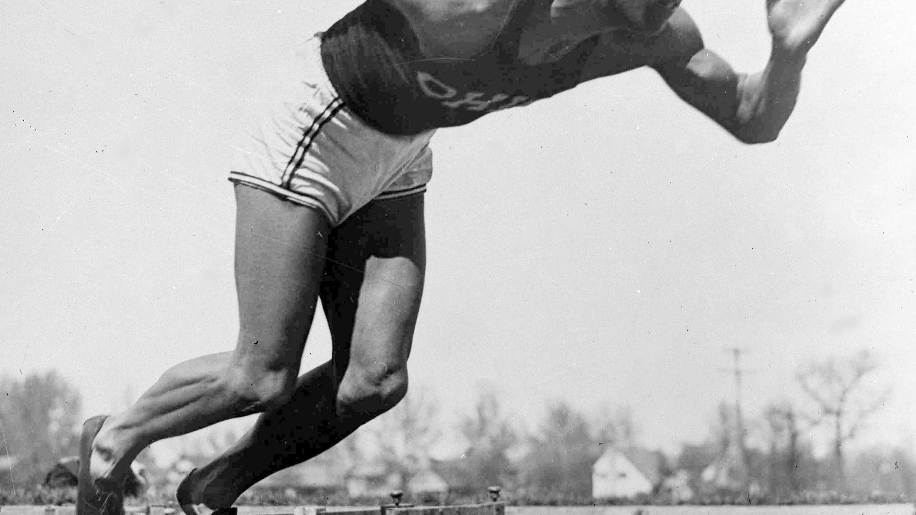 Today In History August 3 1936 Ohio State S Jesse Owens