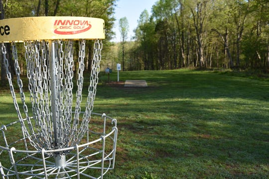 Have fun on the links without clubs with disc golf.
