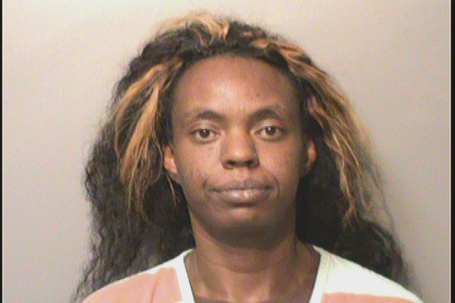 Kristal Louise Ridley is accused of driving a getaway car after a shooting Sunday in Urbandale.