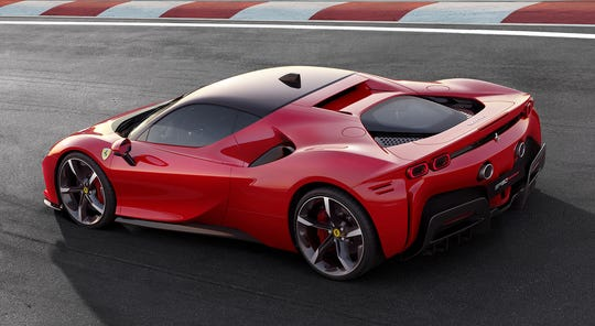 Ferrari entered a new chapter in its history on May 29, 2019, with the introduction of its first series production PHEV (Plug-in Hybrid Electric Vehicle), the SF90 Stradale.