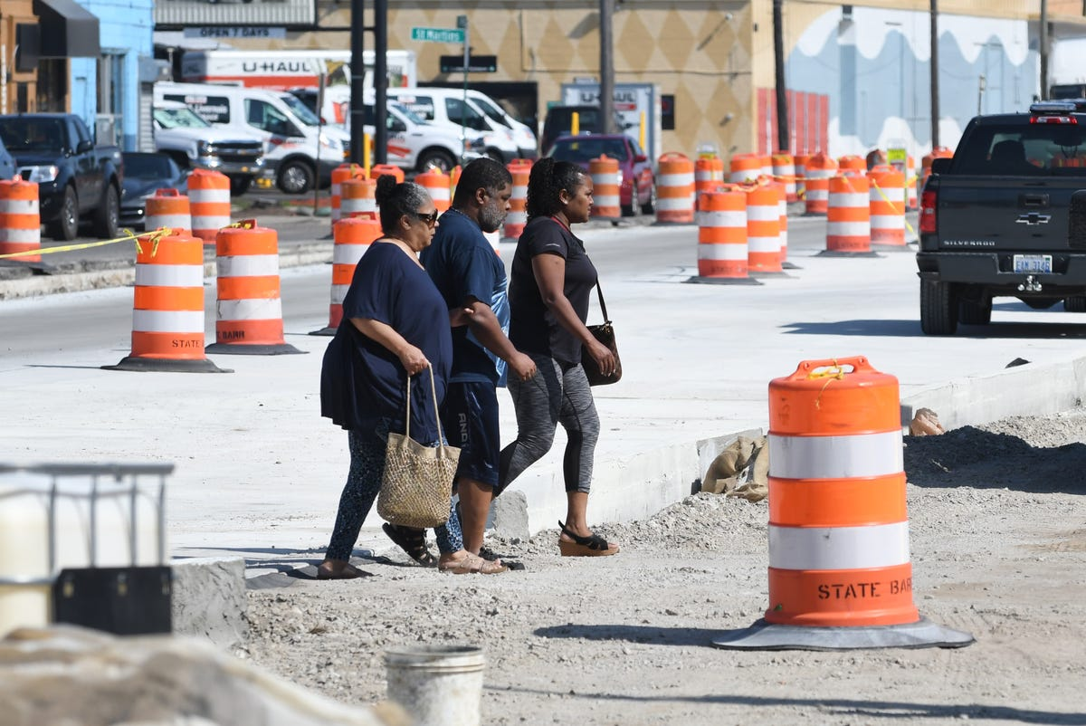 Dining and food guide to Livernois' Avenue during construction