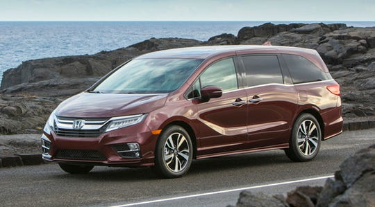 """The Honday Odyssey was named one of the """"Best Family Cars of 2019"""" by Edmunds.com as well as """"Best Cars for Families"""" by U.S. News % World Report. Honda sold 9,111 Odyssey minivans in July of 2019, that's down 5.6% from the previous year."""