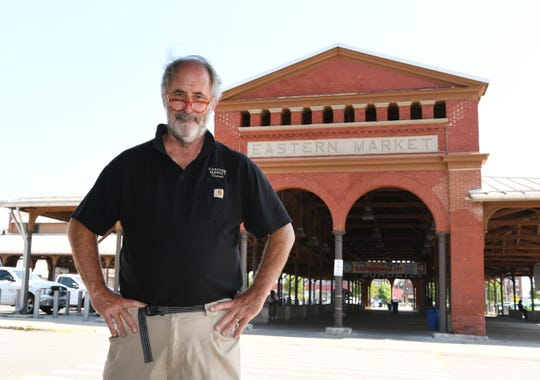 Dan Carmody, president of the Eastern Market Partnership, the nonprofit that manages the market, said he hoped for a regulatory framework that keeps its character and supports projects.