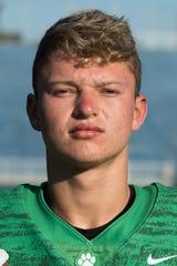 Dyan McKinney (21) North High School Friday, July 23, 2019.