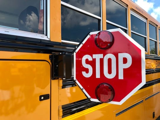 Evansville area law enforcement agencies will have extra officers watching for drivers who don't stop for school buses this year thanks to a state grant.