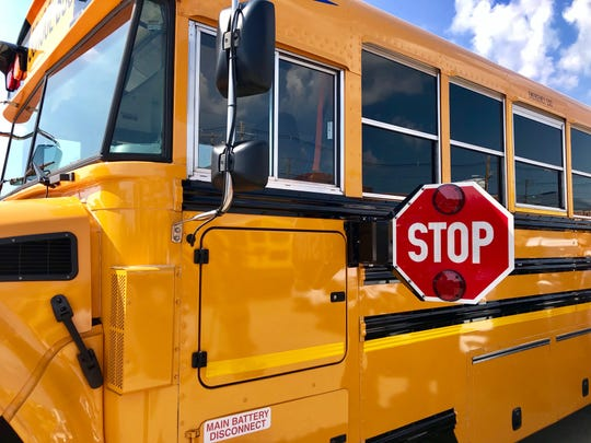Law enforcement agencies in Vanderburgh County will have extra officers watching for drivers who don't stop for school buses this year.