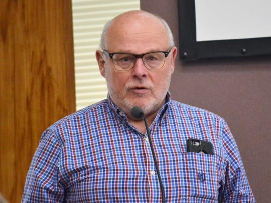 Paul Ehrfurth, director of Oconto County Economic Development Corp.