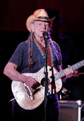 Willie Nelson performs Aug. 1, 2019, at the Resch Center in Ashwaubenon, Wis.