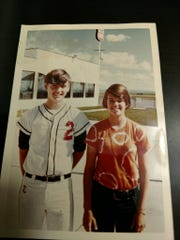 Dusty Rollins and his sister, Cindy, both went to Kirkland, Wash., in 1969 when the Great Falls Riverside Little League won the state championship. Dusty was the team's star pitcher and Cindy was the batgirl.