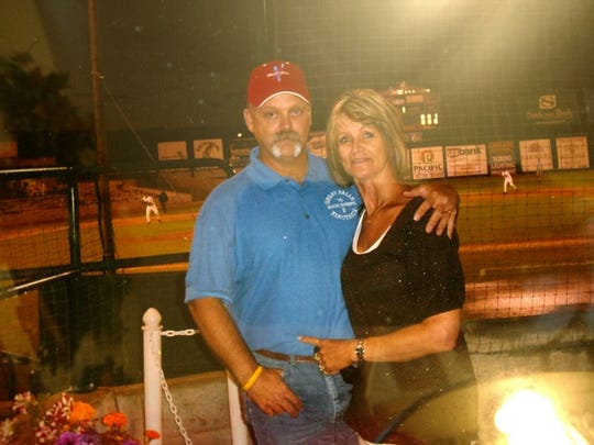 Dusty Rollins and his wife, Barbara, live in Minnesota but returned to Great Falls several years ago for a reunion of his 1969 Riverside Little League team.