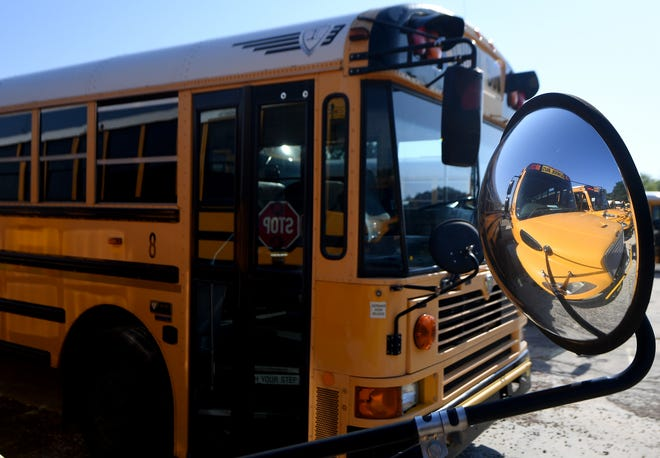 A uniform bus policy, including tiers for bus suspensions up to more than 90 days, has been proposed.