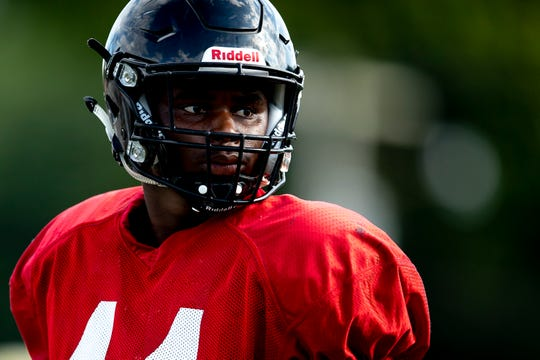 Maryville's Tee Hodge is the No. 18 college football prospect in Tennessee as ranked by the USA Today Network - Tennessee.