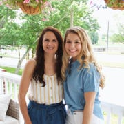 Knight and Fortenberry started the podcast because they share a passion for discipling women and young adults.