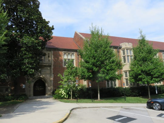 The Austin Peay Building, shown on Aug. 1, has been a UT campus landmark since 1935.