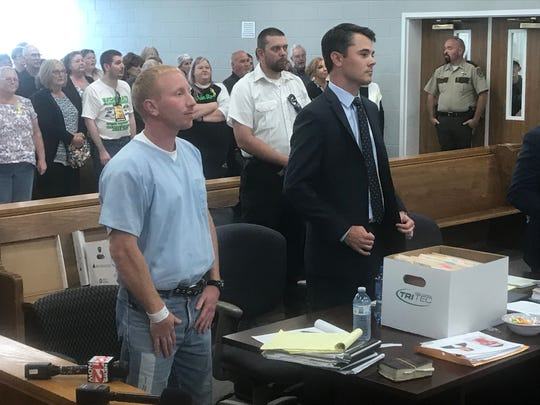 Adam Braseel walked out of court a free man Friday, after 12 years in prison for a killing he always denied.