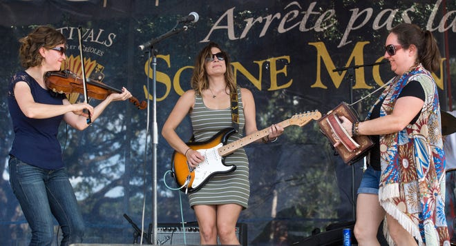 Bonsoir, Catin will open 2019 Festivals Acadiens et Créoles on Friday evening, Oct. 11, to honor women who have influenced Cajun and Creole music.
