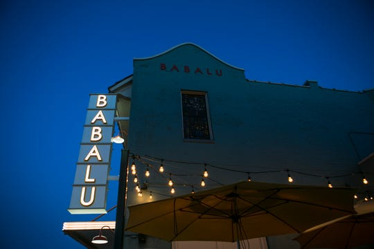 October 17, 2014 - Babalu, located at 2115 Madison Ave., opened in 2014 in Overton Square.