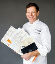 As executive chef at Harbor House, John Korycki plans Lobster Palooza every January.