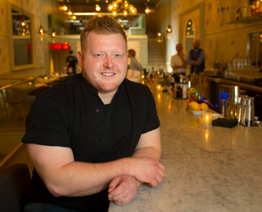 At Third Coast Provisions, where Andrew Miller is chef-owner, the lobster pot pie is a popular choice with diners.