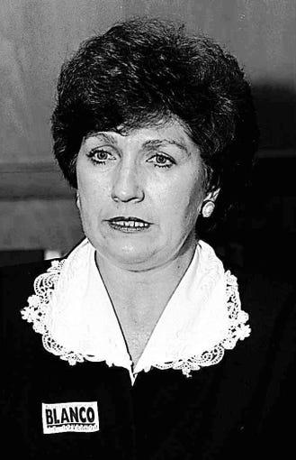 Kathleen Blanco circa 1999.