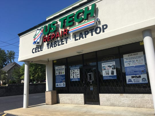 US Tech Repair recently opened a storefront on South Decatur Street in Montgomery.