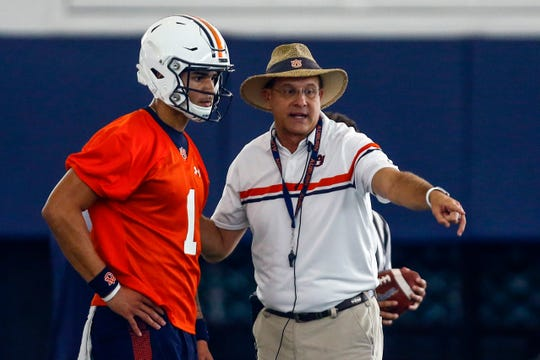 Gus Malzahn Wants Playing Fast To Become Second Nature For