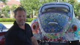 The lovable VW Beetle wormed its way into our hearts and pop culture.  ☮ The iconic hippie car is out of production but is still spotted in Southwest Florida.