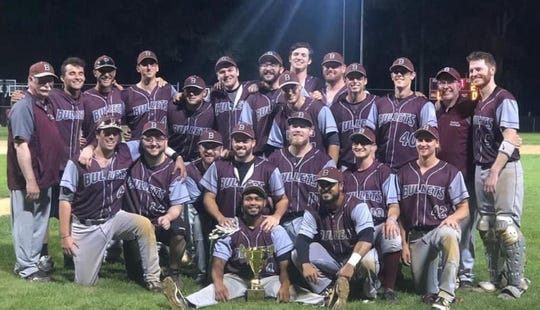 The South Bergen Bullets took home their first Met League baseball title in their 10th year-anniversary season.